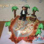 Торт Остров сокровищ_13