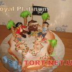 Торт Остров сокровищ_14
