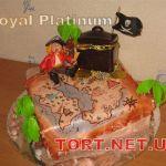 Торт Остров сокровищ_15