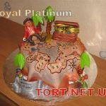 Торт Остров сокровищ_17