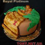 Торт Остров сокровищ_4
