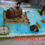 Торт Остров сокровищ_7