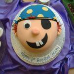 Торт Остров сокровищ_8