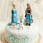 Торт Холодное сердце_14