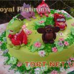 Торт Весёлая карусель_15