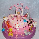 Торт Весёлая карусель_18