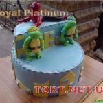 Торт Весёлая карусель_20