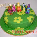 Торт Весёлая карусель_23