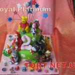 Торт Весёлая карусель_24