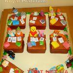 Торт Весёлая карусель_8