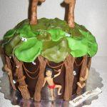 Торт Книга джунглей (Маугли)_1