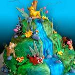 Торт Король Лев (Симба)_3