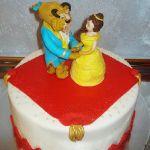 Торт Красавица и Чудовище_2
