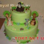 Торт Крот и друзья_2