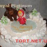 Торт Маша и медведь_12