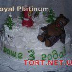 Торт Маша и медведь_15