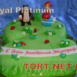 Торт Маша и медведь_18