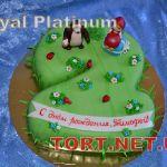 Торт Маша и медведь_19