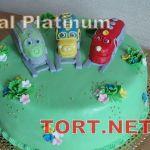 Торт Паровозик из Ромашково_5