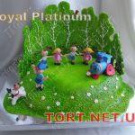 Торт Паровозик из Ромашково_7