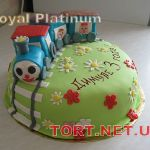 Торт Паровозик из Ромашково_8
