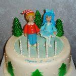 Торт Буратино (Пиноккио)_1