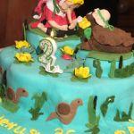 Торт Буратино (Пиноккио)_6