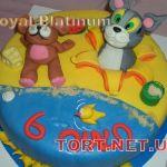 Торт Том и Джери_12
