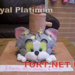 Торт Том и Джери_13