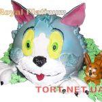 Торт Том и Джери_5
