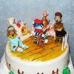 Торт Трое из Простоквашино_2
