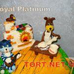 Торт Трое из Простоквашино_3