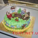 Торт Чип и Дейл_1