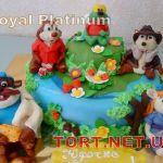 Торт Чип и Дейл_2