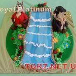 Торт Чип и Дейл_3