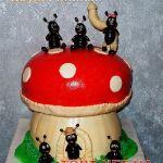 Торт Алиса в стране чудес_3