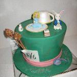 Торт Алиса в стране чудес_7