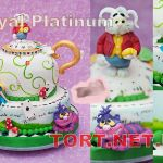 Торт Алиса в стране чудес_9