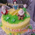 Торт Белоснежка и 7 гномов_10