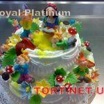Торт Белоснежка и 7 гномов_11