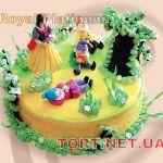 Торт Белоснежка и 7 гномов_2