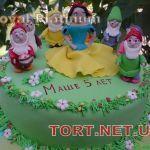 Торт Белоснежка и 7 гномов_5