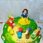 Торт Белоснежка и 7 гномов_7