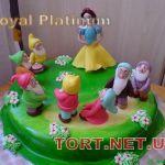 Торт Белоснежка и 7 гномов_8