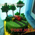 Торт Паровозик из Чаггингтона_1