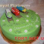 Торт Паровозик из Чаггингтона_2