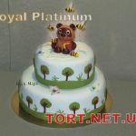 Торт Винни Пух и друзья_10