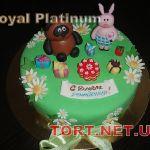 Торт Винни Пух и друзья_12