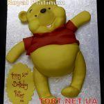 Торт Винни Пух и друзья_14