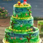 Торт Винни Пух и друзья_15